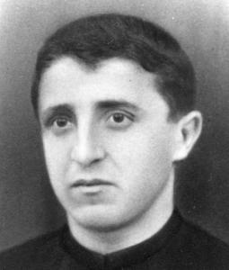 El beato Onésimo Agorreta.