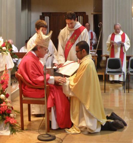 161 Los Claretianos Benjitu Y Dion Ya Son Sacerdotes